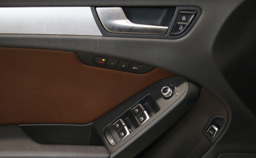 2013 Audi A4 Premium AWD AUTO A/C CUIR TOIT MAGS #10