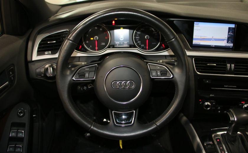 2013 Audi A4 Premium AWD AUTO A/C CUIR TOIT MAGS #14