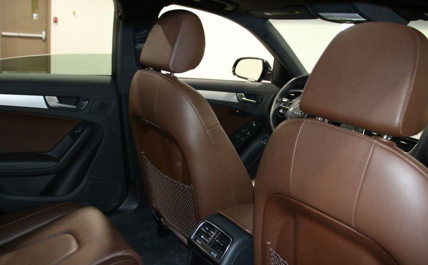 2013 Audi A4 Premium AWD AUTO A/C CUIR TOIT MAGS #24