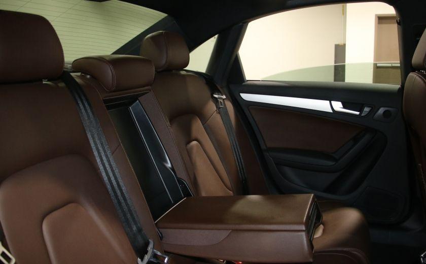 2013 Audi A4 Premium AWD AUTO A/C CUIR TOIT MAGS #25