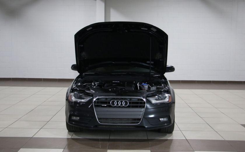 2013 Audi A4 Premium AWD AUTO A/C CUIR TOIT MAGS #30