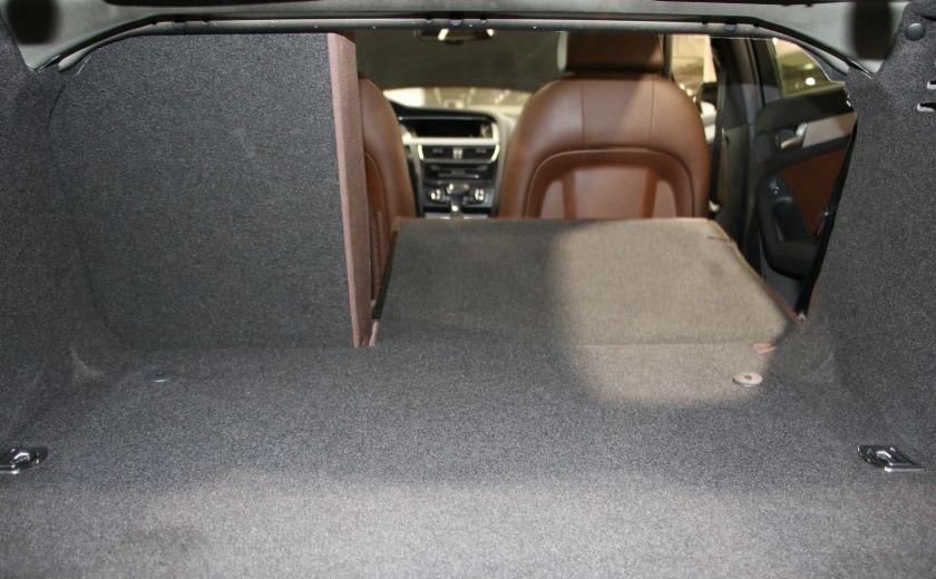 2013 Audi A4 Premium AWD AUTO A/C CUIR TOIT MAGS #34