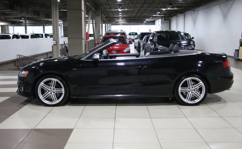 2011 Audi S5 Premium AWD AUTO A/C CUIR CONVERTIBLE MAGS NAV #3