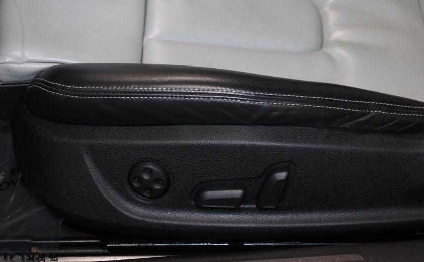 2011 Audi S5 Premium AWD AUTO A/C CUIR CONVERTIBLE MAGS NAV #17