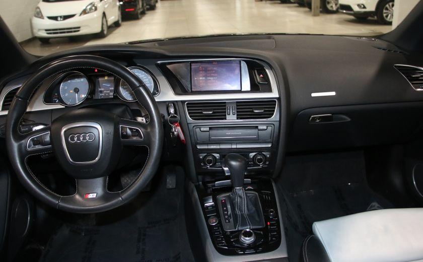 2011 Audi S5 Premium AWD AUTO A/C CUIR CONVERTIBLE MAGS NAV #20