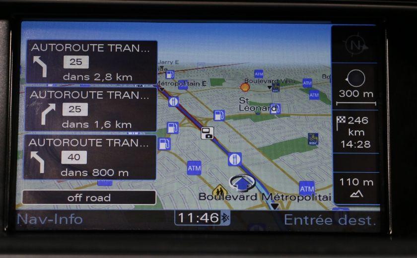 2011 Audi S5 Premium AWD AUTO A/C CUIR CONVERTIBLE MAGS NAV #23