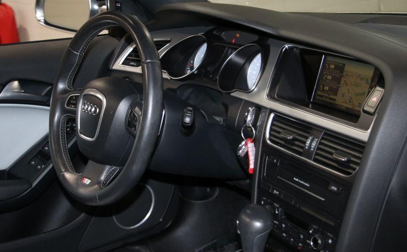2011 Audi S5 Premium AWD AUTO A/C CUIR CONVERTIBLE MAGS NAV #31