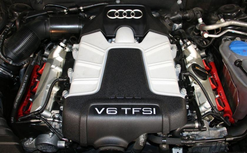 2011 Audi S5 Premium AWD AUTO A/C CUIR CONVERTIBLE MAGS NAV #33