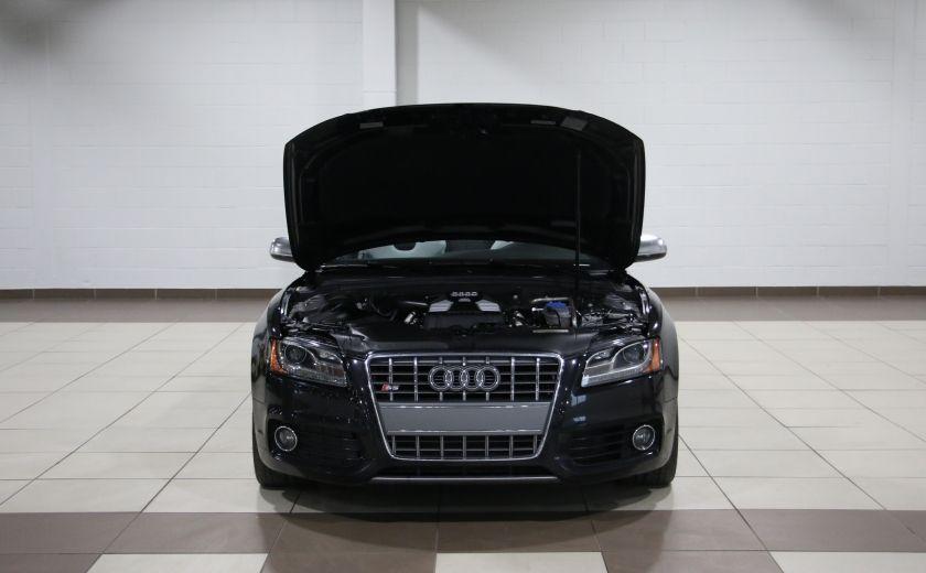 2011 Audi S5 Premium AWD AUTO A/C CUIR CONVERTIBLE MAGS NAV #34