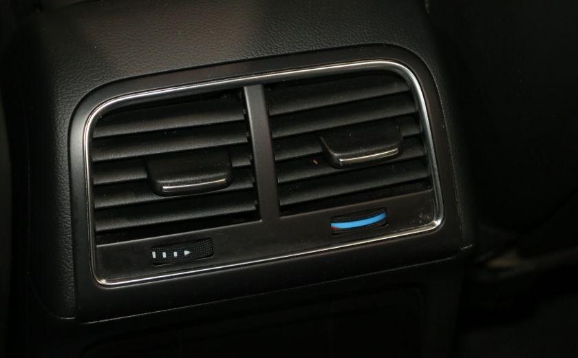 2011 Audi S5 Premium AWD AUTO A/C CUIR CONVERTIBLE MAGS NAV #35