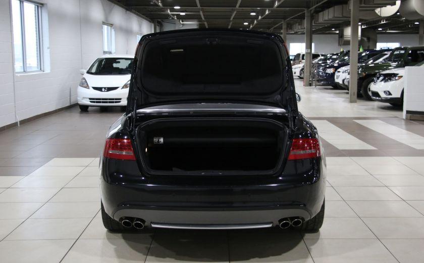2011 Audi S5 Premium AWD AUTO A/C CUIR CONVERTIBLE MAGS NAV #36