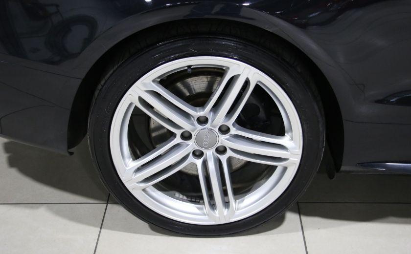 2011 Audi S5 Premium AWD AUTO A/C CUIR CONVERTIBLE MAGS NAV #37