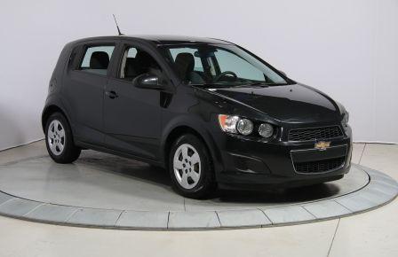 2013 Chevrolet Sonic LS AUTO A/C #0