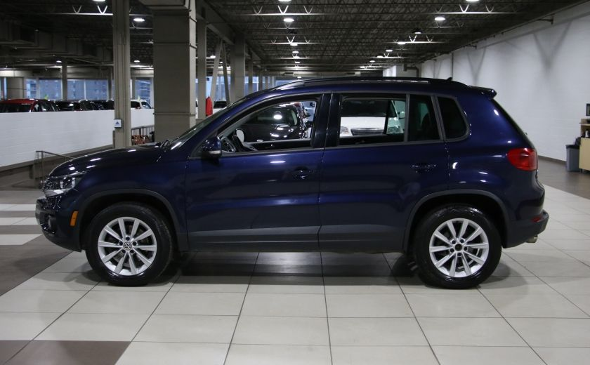 2012 Volkswagen Tiguan COMFORTLINE AWD AUTO A/C CUIR TOIT PANO MAGS #3