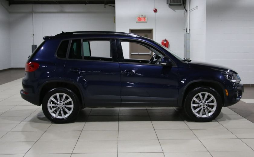 2012 Volkswagen Tiguan COMFORTLINE AWD AUTO A/C CUIR TOIT PANO MAGS #7