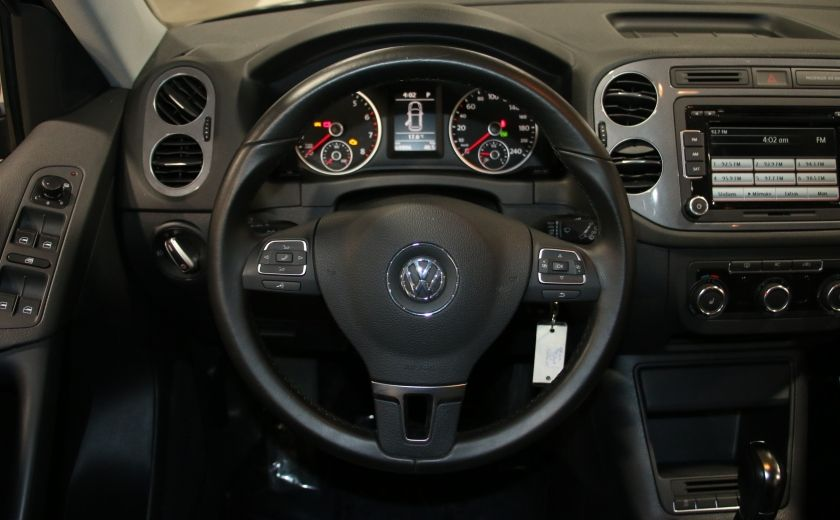 2012 Volkswagen Tiguan COMFORTLINE AWD AUTO A/C CUIR TOIT PANO MAGS #15