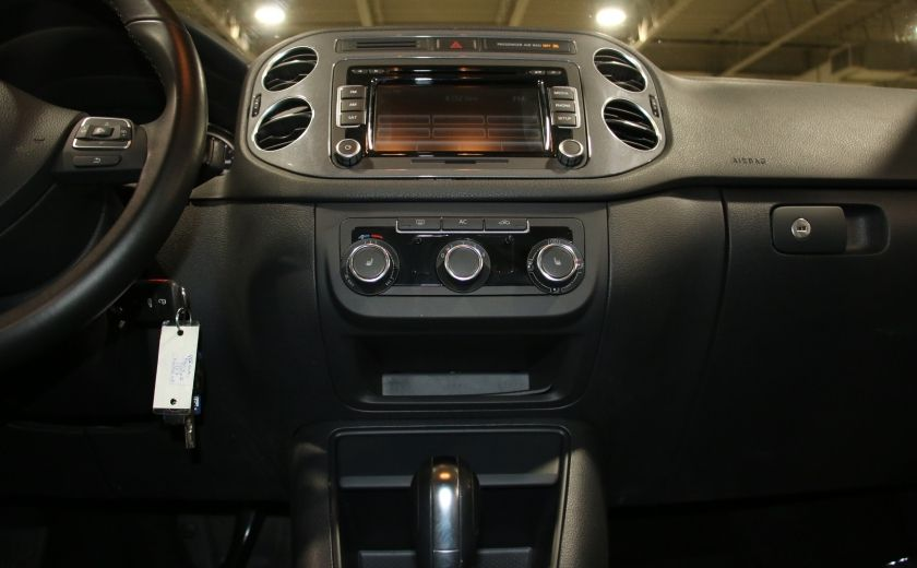 2012 Volkswagen Tiguan COMFORTLINE AWD AUTO A/C CUIR TOIT PANO MAGS #16
