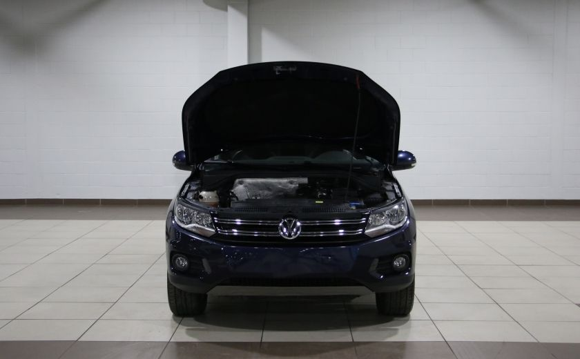2012 Volkswagen Tiguan COMFORTLINE AWD AUTO A/C CUIR TOIT PANO MAGS #27