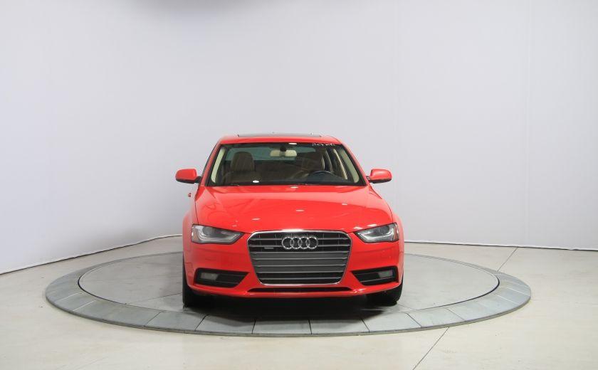 2013 Audi A4 QUATTRO AUTO A/C CUIR TOIT MAGS #1