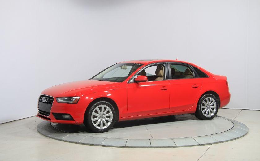 2013 Audi A4 QUATTRO AUTO A/C CUIR TOIT MAGS #2
