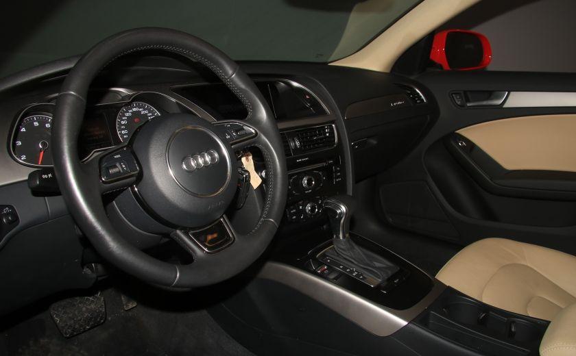 2013 Audi A4 QUATTRO AUTO A/C CUIR TOIT MAGS #8