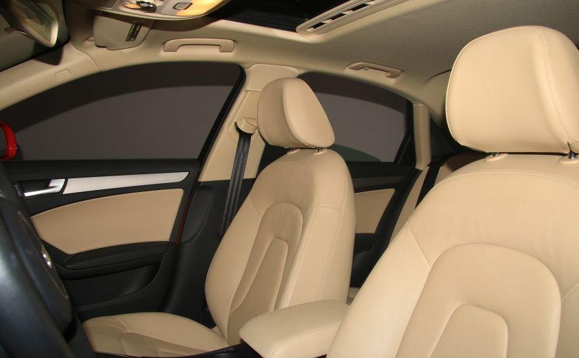 2013 Audi A4 QUATTRO AUTO A/C CUIR TOIT MAGS #9