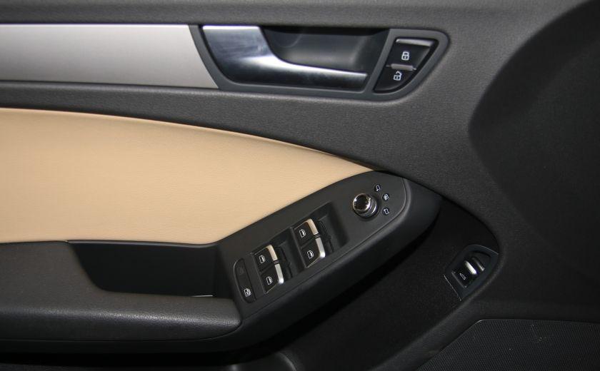 2013 Audi A4 QUATTRO AUTO A/C CUIR TOIT MAGS #10