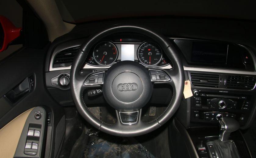 2013 Audi A4 QUATTRO AUTO A/C CUIR TOIT MAGS #15