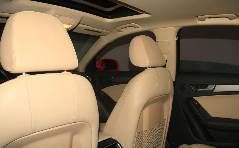 2013 Audi A4 QUATTRO AUTO A/C CUIR TOIT MAGS #18