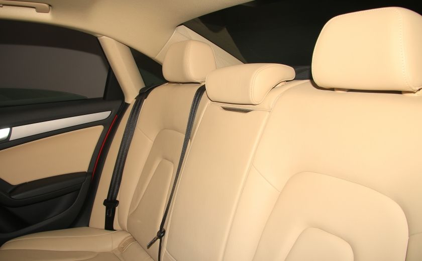 2013 Audi A4 QUATTRO AUTO A/C CUIR TOIT MAGS #19