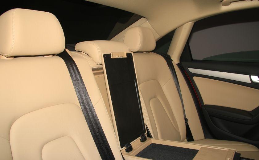 2013 Audi A4 QUATTRO AUTO A/C CUIR TOIT MAGS #21