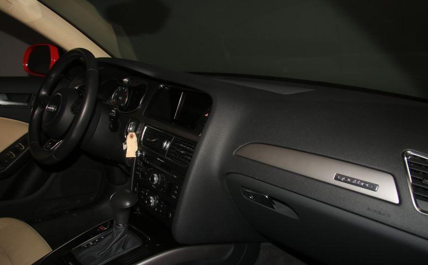 2013 Audi A4 QUATTRO AUTO A/C CUIR TOIT MAGS #22