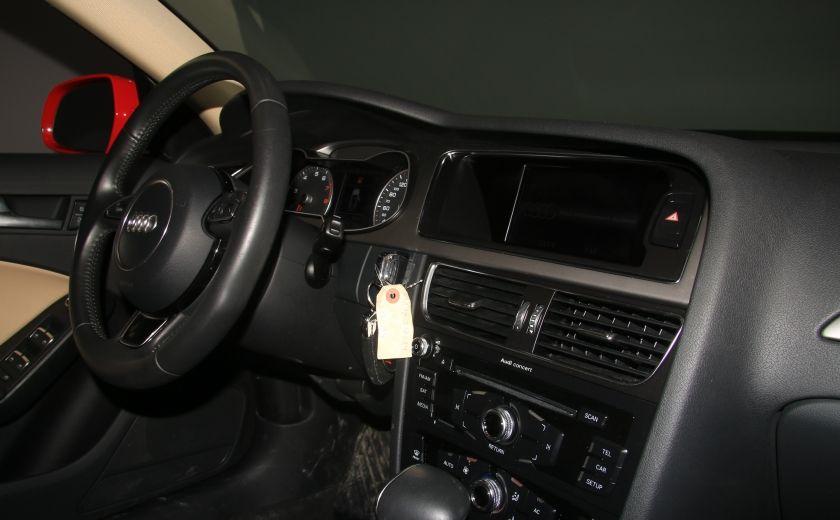 2013 Audi A4 QUATTRO AUTO A/C CUIR TOIT MAGS #23