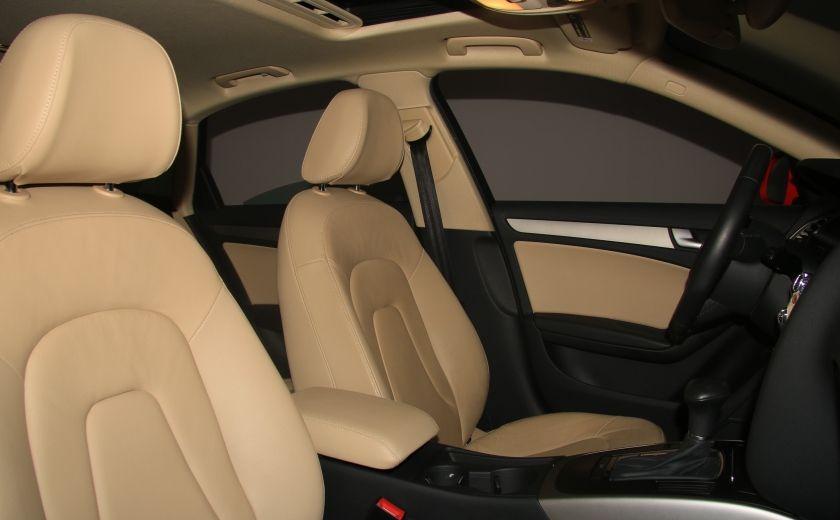 2013 Audi A4 QUATTRO AUTO A/C CUIR TOIT MAGS #24