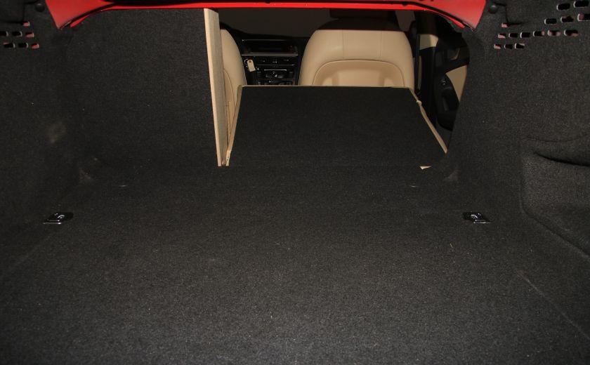 2013 Audi A4 QUATTRO AUTO A/C CUIR TOIT MAGS #29