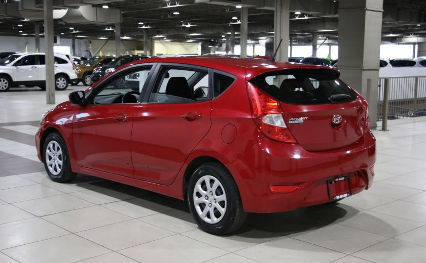 2013 Hyundai Accent GL AUTO A/C MAGS BLUETOOTH #4