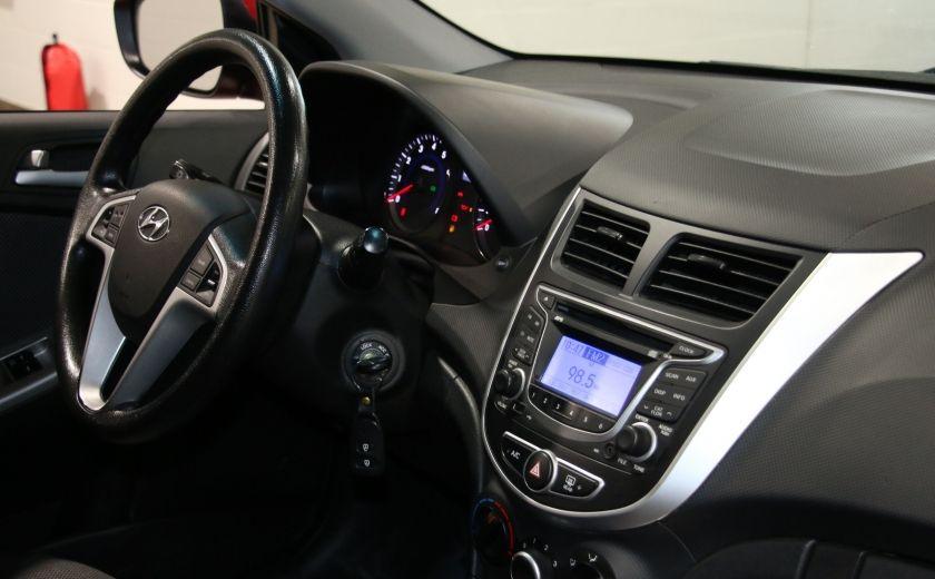 2013 Hyundai Accent GL AUTO A/C MAGS BLUETOOTH #21