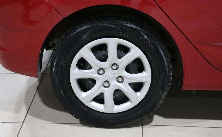 2013 Hyundai Accent GL AUTO A/C MAGS BLUETOOTH #28