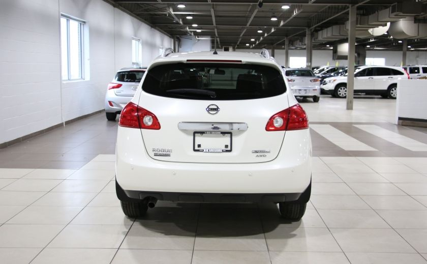 2013 Nissan Rogue S AWD AUTO A/C TOIT MAGS BLUETOOTH #5