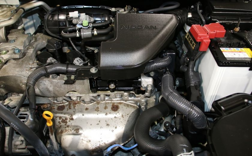 2013 Nissan Rogue S AWD AUTO A/C TOIT MAGS BLUETOOTH #23