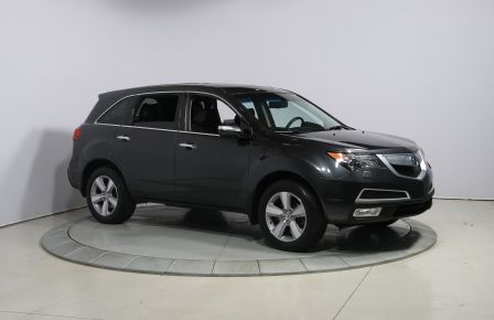2013 Acura MDX AWD CUIR TOIT CAMERA RECUL 7 PASSAGERS #0