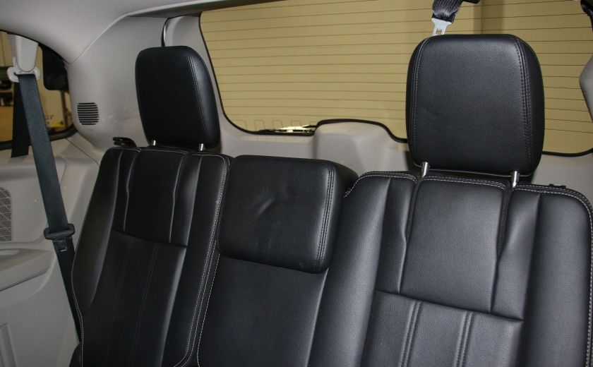 2013 Chrysler Town And Country Touring AUTO A/C CUIR MAGS STOW'N GO #23