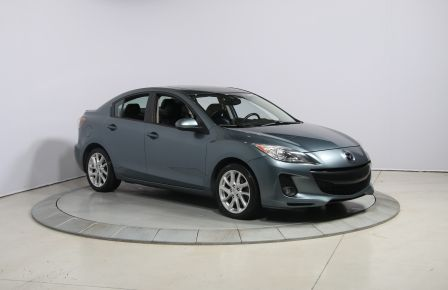 2012 Mazda 3 GT A/C CUIR TOIT MAGS BLUETOOTH in Repentigny