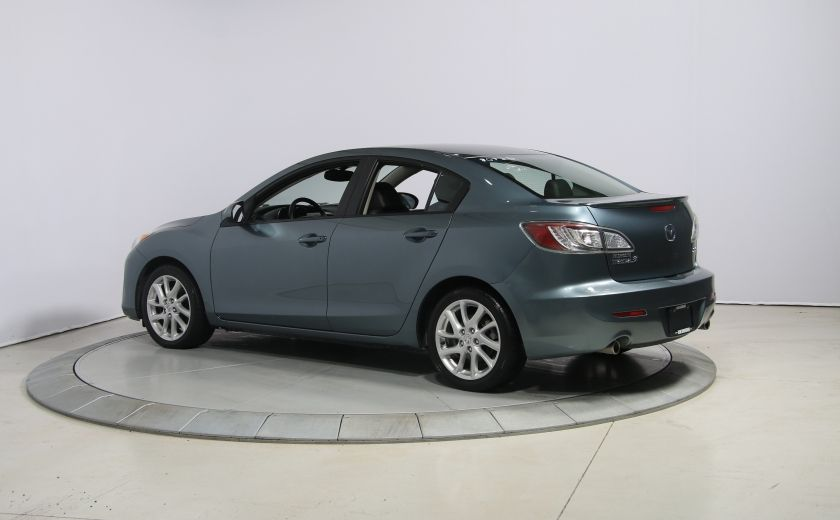 2012 Mazda 3 GT A/C CUIR TOIT MAGS BLUETOOTH #4