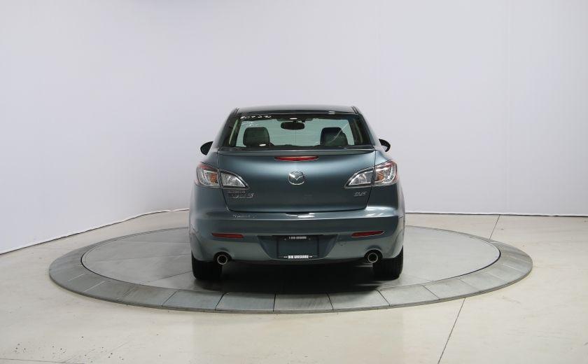 2012 Mazda 3 GT A/C CUIR TOIT MAGS BLUETOOTH #5