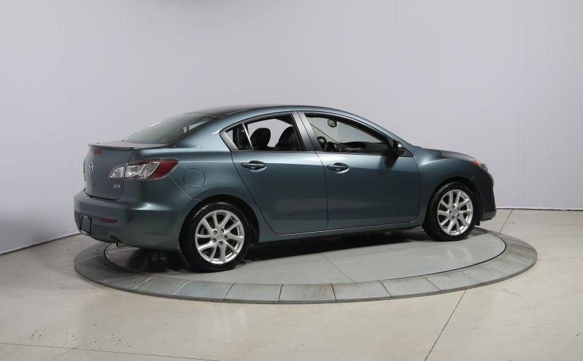 2012 Mazda 3 GT A/C CUIR TOIT MAGS BLUETOOTH #6