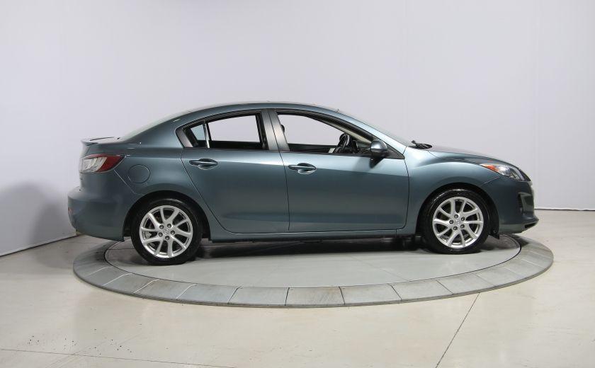 2012 Mazda 3 GT A/C CUIR TOIT MAGS BLUETOOTH #7