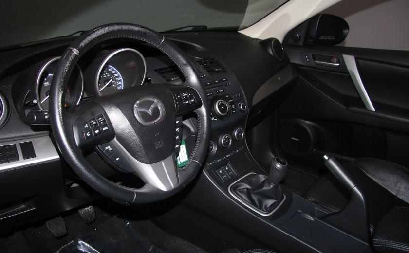 2012 Mazda 3 GT A/C CUIR TOIT MAGS BLUETOOTH #8
