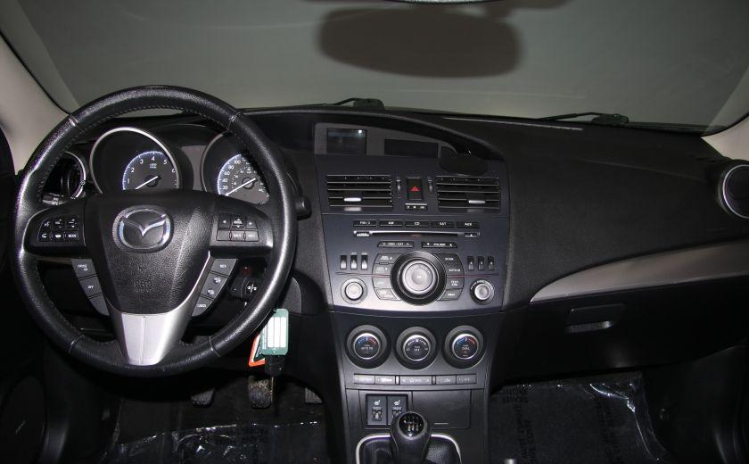 2012 Mazda 3 GT A/C CUIR TOIT MAGS BLUETOOTH #13