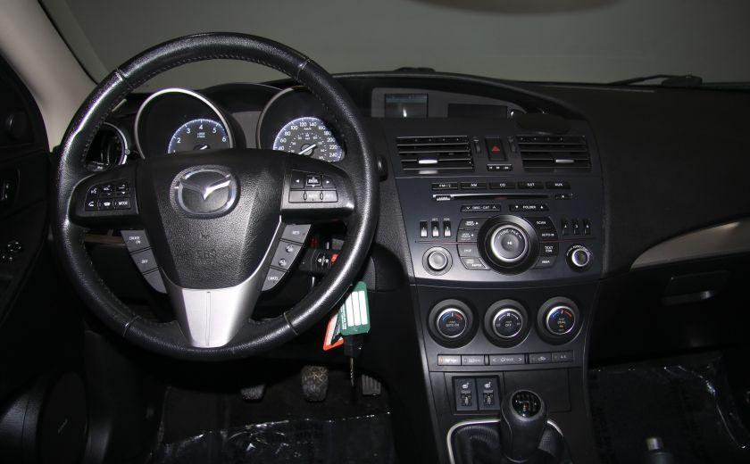 2012 Mazda 3 GT A/C CUIR TOIT MAGS BLUETOOTH #14